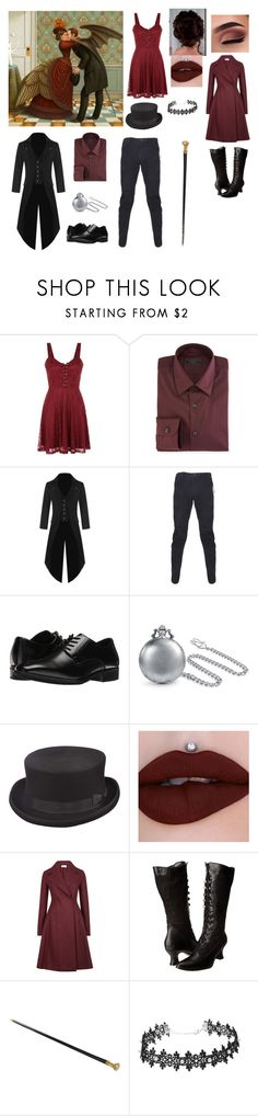 """""""- I promise you, we will never fall apart -"""" by me1ody ❤ liked on Polyvore featuring Prada, Maharishi, Stacy Adams, Bling Jewelry, Scala, Harris Wharf London and Ellie Shoes"""