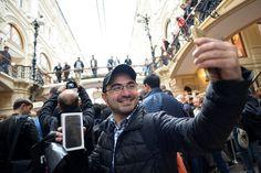 Apple могут засудить в России из-за цен на iPhone 7