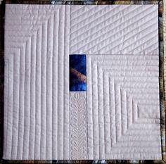 "Sara Kelly Art Quilts: Book of Minimals  13""x13"""