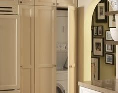 Laundry Room Doors Bifold Washer And Dryer