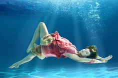 Antm under water   Most Memorable ANTM Shoots   The Fashion Foot
