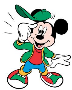 Disney Mickey Mouse Clipart page 2 - Disney Clipart Galore ...