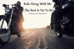 The best is yet to be!  www.facebook.com/harleydavidsonlongbranch