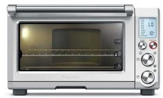 Shop Breville the Smart Oven Pro Convection Toaster/Pizza Oven Brushed Stainless Steel at Best Buy. Find low everyday prices and buy online for delivery or in-store pick-up. Small Appliances, Kitchen Appliances, Kitchens, Kitchen Gadgets, Kitchen Stuff, Kitchen Depot, Baking Appliances, Smart Kitchen, Kitchen Small