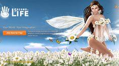Second Life  Second Life is een virtuele wereld; een wereld waarin mensen, dieren en objecten worden nagebootst. Second Life is geen traditioneel spel, zoals Grand Theft Auto, maar het is een virtueel driedimensionaal 'Massive Multiplayer Online Role-playing Game'.