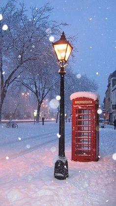 Snowy Night, Oxford, England photo via amber Winter Szenen, I Love Winter, Winter Magic, Winter Is Coming, Winter Time, Winter Christmas, London Christmas, Prim Christmas, Christmas Scenes