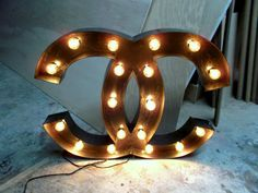 Chanel sign