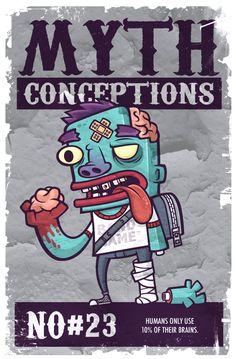 Myth Conceptions No 23 by cronobreaker.deviantart.com on @DeviantArt