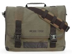 Mobile Edge ECO Laptop Messenger for Laptops up to Green in Computers/Tablets & Networking, Laptop & Desktop Accessories, Laptop Cases & Bags Best Laptop Messenger Bag, Laptop Bag For Women, Laptop Briefcase, Canvas Messenger Bag, Laptop Bags, Satchel Bags For School, Mobiles, Computer Accessories, Bag Accessories