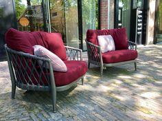B&B Italia outdoor collection @ Novalis.O Oisterwijk #Novalis.O #B&BITALIA #B&Bitalia OUTDOOR #design #gardenfurniture