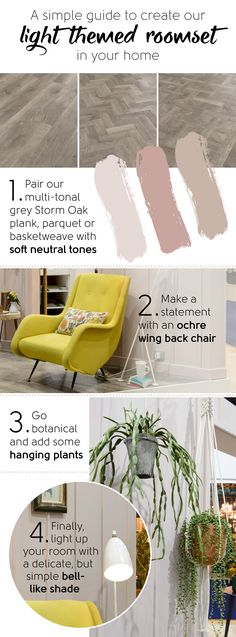 Dark or Light? Discover how you can use our new Art Select Storm Oak to create a soft or statement style in your home.