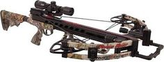 Parker Bows X103-MR Hurricane XXT Crossbow Package Multi Reticle Scope