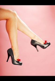 These are such cute heels.