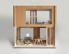 Domek Dla Lalek // Miniio