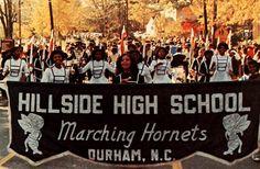 Durham, North Carolina, High School, Band, Ribbon, Bands, Secondary School