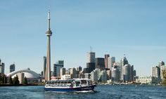 Groupon - C$ 12 for a One-Hour Boat Tour of Toronto Harbour and Islands from Toronto Harbour Tours (C$28.19 Value) in Downtown Toronto. Groupon deal price: C$12