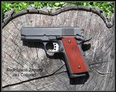 Rock Island 1911 Compact | Best Handguns You Will Ever Need | https://guncarrier.com/best-handguns/