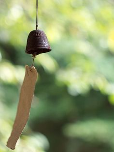 Japanese wind chime 風鈴 (fu-rin)