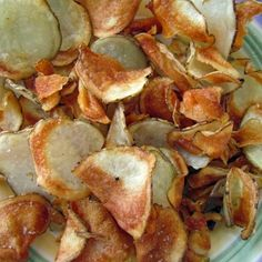 Potatoe CHIPS or Potato CRISPS