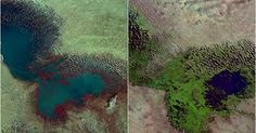 osCurve Brasil : O gigantesco lago africano que está desaparecendo