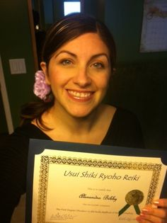 Learning about Reiki and my own gifts as a healer has helped me immensely on my spiritual journey.