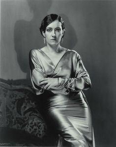 Edward Steichen, Gloria Swanson, 1927.