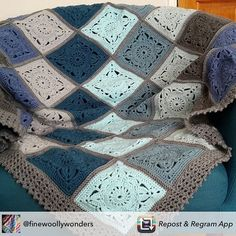 By @finewoollywonders #crochet #crocheting #crochetersofinstagram #instacrochet #capturethecrochet by capturethecrochet