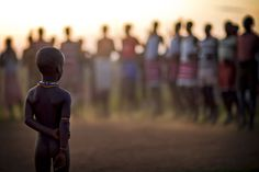 When I grow up Photo by Steven Goethals -- National Geographic Your Shot