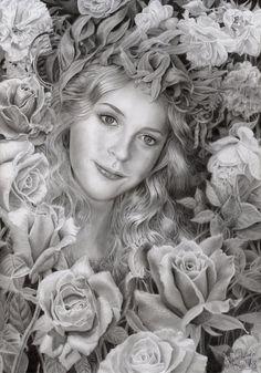 Recogedor: Carole Humphreys - Ilustraciones