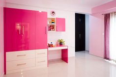 Here you will find photos of interior design ideas. Bedroom Cupboard Designs, Wardrobe Design Bedroom, Bedroom Furniture Design, Ikea Wardrobe, Study Room Design, Home Room Design, Indian Bedroom Decor, Pinterest Room Decor, Room Partition Designs