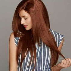 Change it up! Everybody needs some Dark Auburn in their life. Choose from a variety of products. You'll be turning heads in no time!