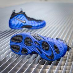 buy online 0b35f 31737 Nike AIR FOAMPOSITE PRO - Blå - 624041 - Rezet Store