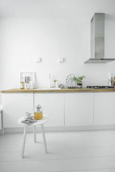 Private House | Delft : Scandinavische keukens van Nu interieur|ontwerp