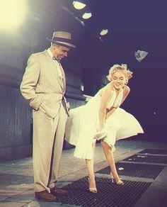 Frank Sinatra and Marilyn Monroe