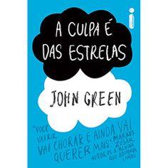Livro - A Culpa é das Estrelas Me chame de boba sentimental mas eu realmente gostei de A Culpa É das Estrelas, porém não recomendo nenhum outro livro do John Green, pois não são muito bons!