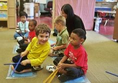 Early childhood education: What does culture have to do with it?