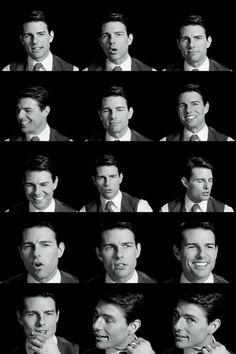crazy Tom Cruise