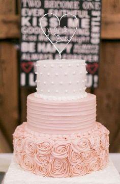 Wedding cake idea; Featured Cake: Lesley's Creative Cakes