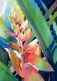 Watercolor by Judy Nunno