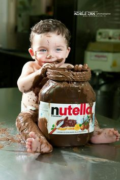 Cute Kids, Nutella, Children, Diy, Birth Certificate, Word Games, Kid, Humor, Young Children