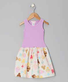 2a0963dd764 Alejandra Kearl Designs Lavender Ballerina Dress - Infant   Toddler