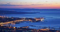 Il Porto alla sera