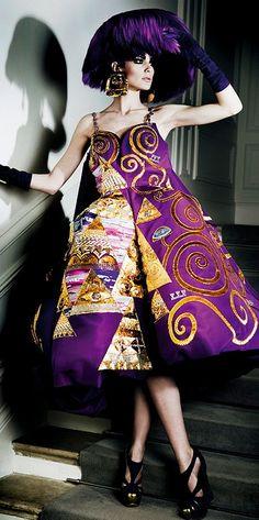 Christian Dior Haute Couture S/S 2008