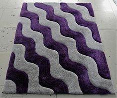Shag Area Rug Design 3-D 802 (Lilac, 8 Feet X 10 Feet) Mo... https://www.amazon.com/dp/B00XCU5FFA/ref=cm_sw_r_pi_dp_dNmNxb9DXKG8C
