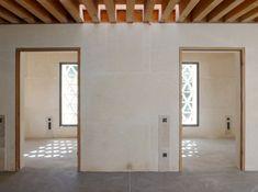 perraudin architects museum Patrimonio wine Upper Corsica