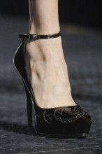 Lanvin 2013 ~ NY Runway Shoes