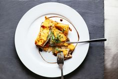 Vegan & Gluten-free Lasagne
