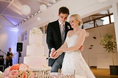 Cutting the cake in the Lady Elizabeth Wing, Holkham Hall  Weddings, Norfolk Weddings, Holkham Weddings, Cake Cutting, Bride and Groom