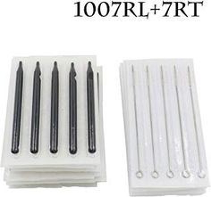 Tattoo Needles and Disposable Tips Yuelong 50 Pc Disposable Sterile Tattoo Round Liner Needles Round Long Sterile Black Tattoo Tips Stem Nozzle Tube for Tattoo Supplies ** You can get more details by clicking on the image. (This is an affiliate link) Black Tattoos, Cool Tattoos, Tattoo Needle Cartridges, Tattoo Machine Parts, Streetwear, Tattoo Needles, Tattoo Kits, Hipster, Tattoo Supplies