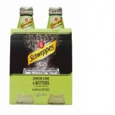 Schweppes Lemon Lime & Bitters available in Australia.  This is what lemon/lime soda is meant to be!